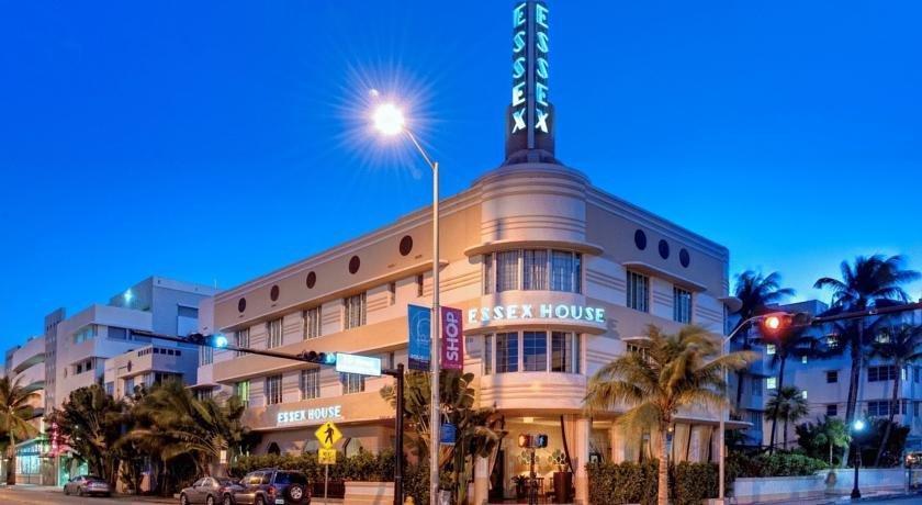 Essex House Hotel Miami Beach