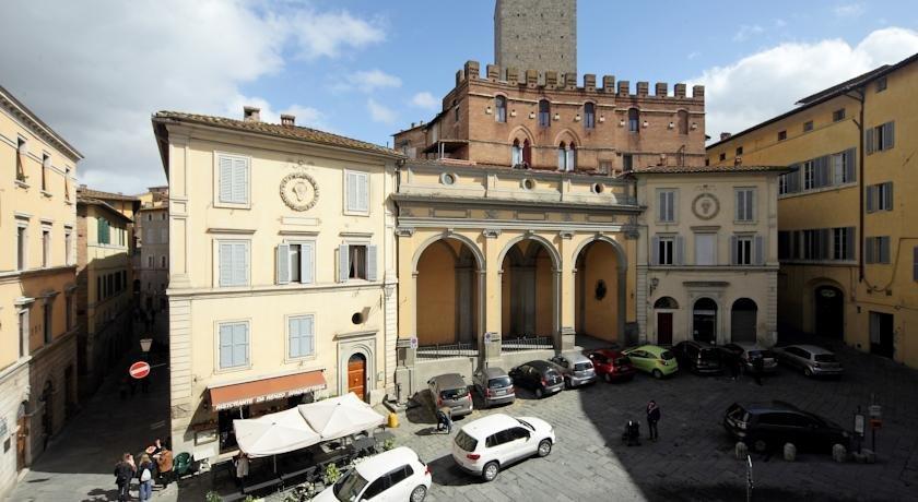 La Perla Hotel Siena