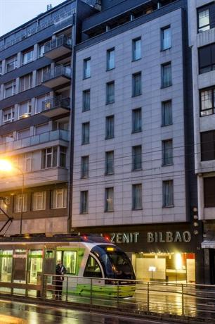 Hotel Zenit Bilbao Отель Зенит Бильбао