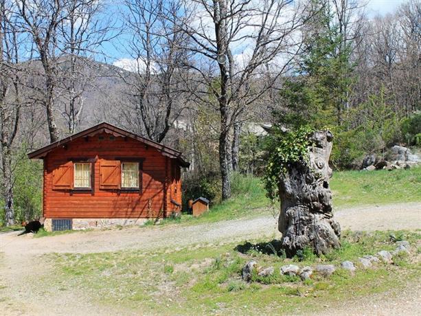 Cabanas de madera sanabria galende comparar ofertas for Oferta cabanas de madera