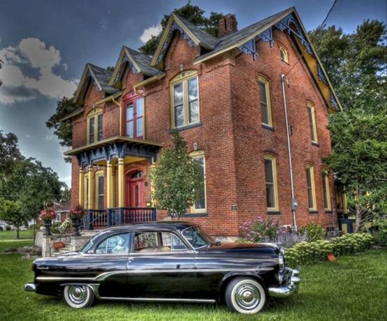 The Woodbridge House
