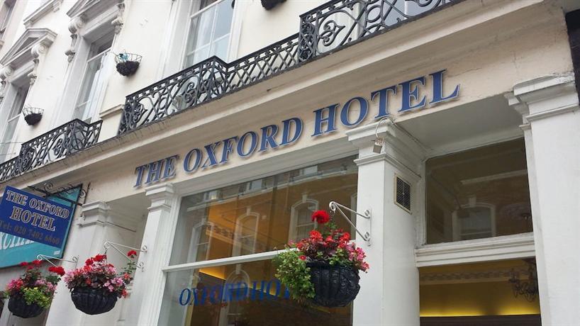 The oxford hotel london hotels londres for 14 devonshire terrace lancaster gate