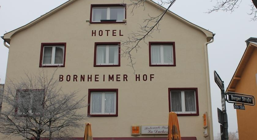 Hotel Bornheimer Hof Frankfurt