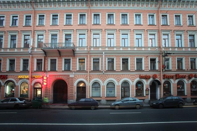 Capital Hotel Saint Petersburg