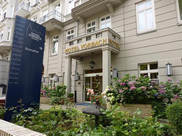 Hamburg Hotel Vorbach Johnsallee