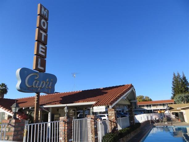 Capri Motel Santa Clara