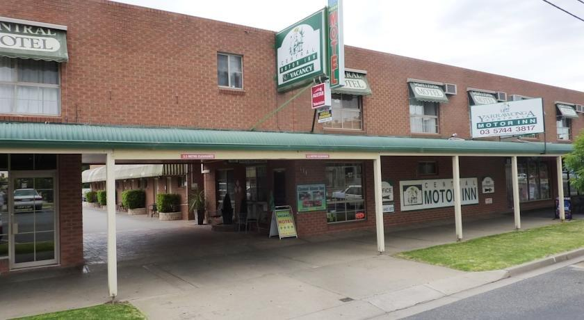 Central Yarrawonga Motor Inn Compare Deals