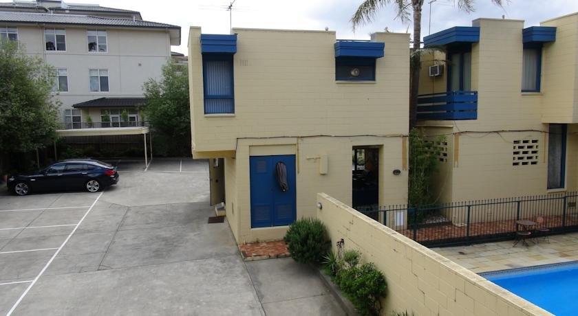 Pathfinder Motel Melbourne