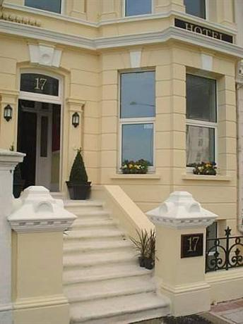 17 Wilmington Square Guest House Eastbourne