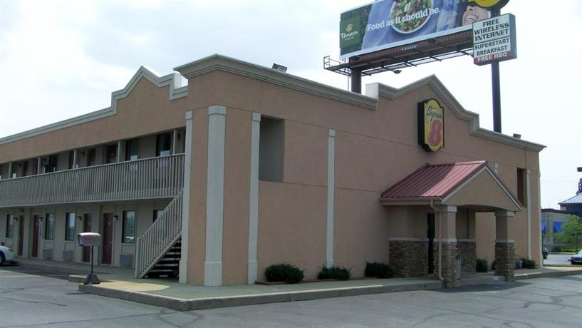 super 8 motel lafayette indiana compare deals. Black Bedroom Furniture Sets. Home Design Ideas