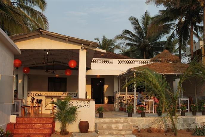 Ocean View Goan Beach House