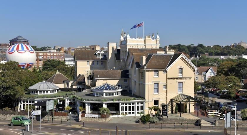 Royal Exeter Hotel Bournemouth Reviews