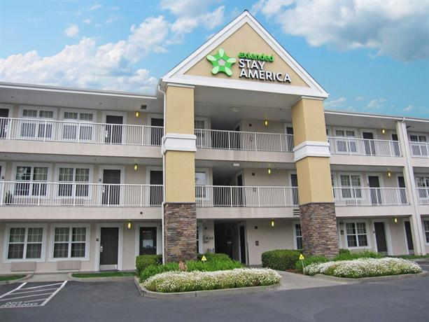 Extended Stay America South Hotel Santa Rosa