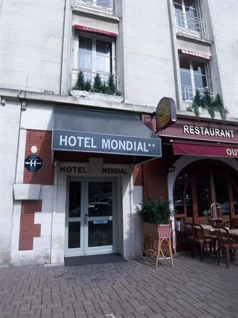 Hotel Mondial Tours