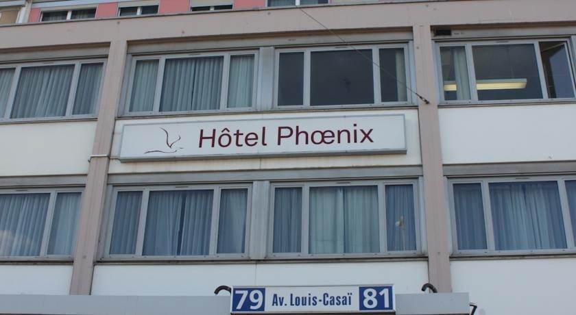 Hotel Phoenix Geneva