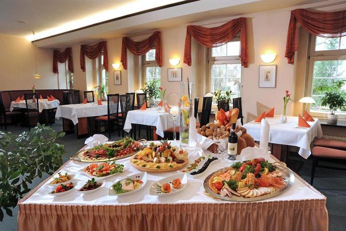 Hotel Meyer Glauchau Restaurant