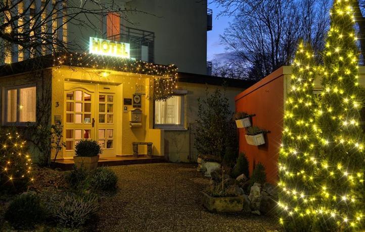 Hotel Baren Bad Krozingen