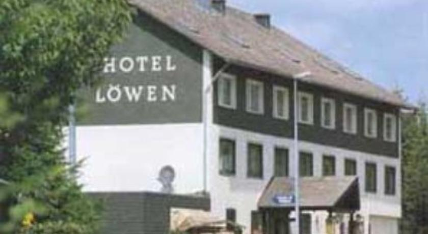 Hotel Lowen In St Margen