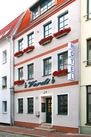Hotel Verdi Rostock