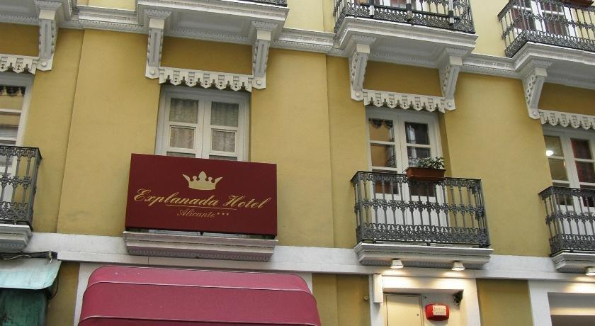 Explanada Hotel Alicante
