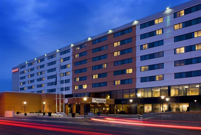 Sheraton Hartford Hotel at Bradley Airport