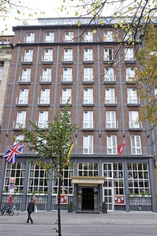 Hotel Baseler Hof Hamburg