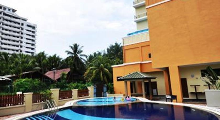 About Pantai Puteri Hotel