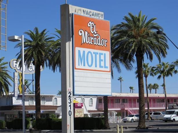 el mirador motel las vegas compare deals. Black Bedroom Furniture Sets. Home Design Ideas