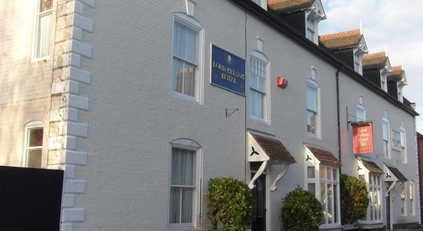 The Lord Nelson Hotel Telford