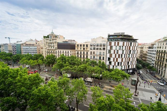 Hotel paseo de gracia barcelona compare deals for Hotel gracia barcelona