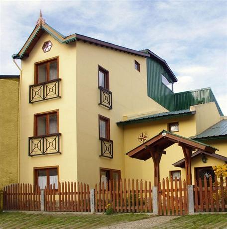 Hosteria Rosa De Los Vientos Ushuaia