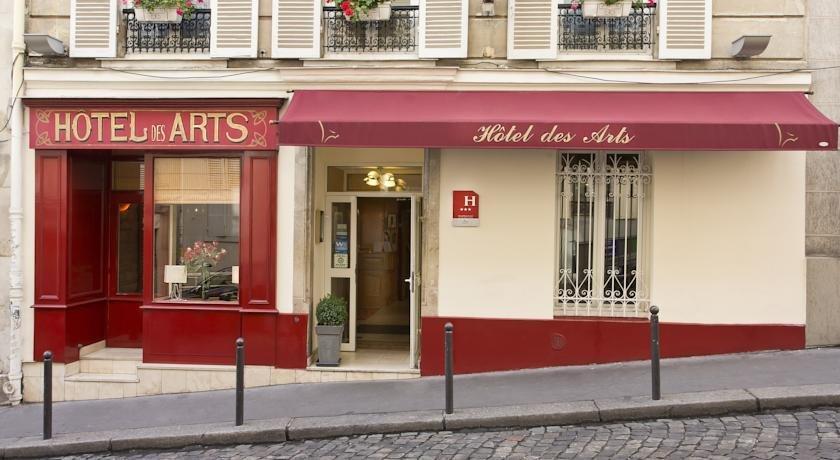 hotel des arts montmartre paris compare deals