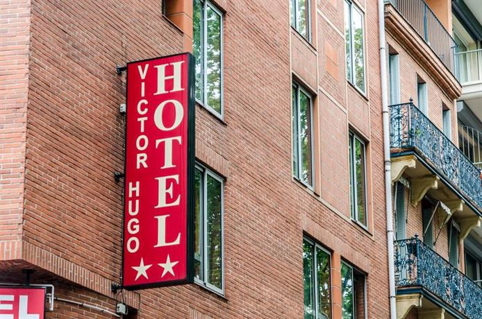 Hotel Victor Hugo Toulouse