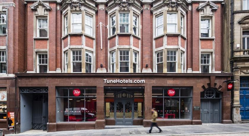 Tune Hotel Newcastle