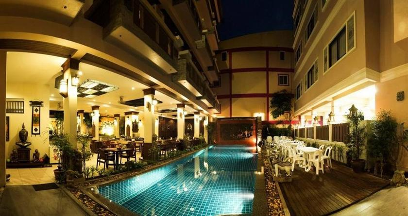 Seeka boutique resort phuket patong compare deals for Boutique hotel phuket
