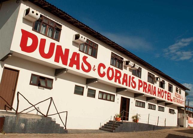 Dunas E Corais Hoteis & Restaurante