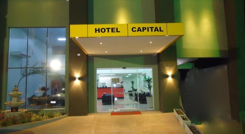 Hotel Capital Cuiaba