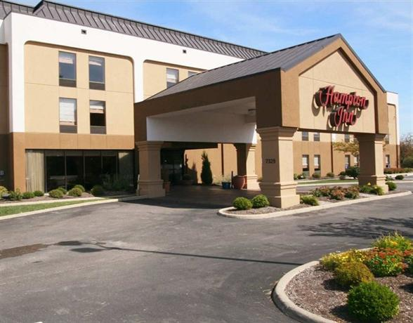 Hampton Inn Columbus Delaware I-71 North