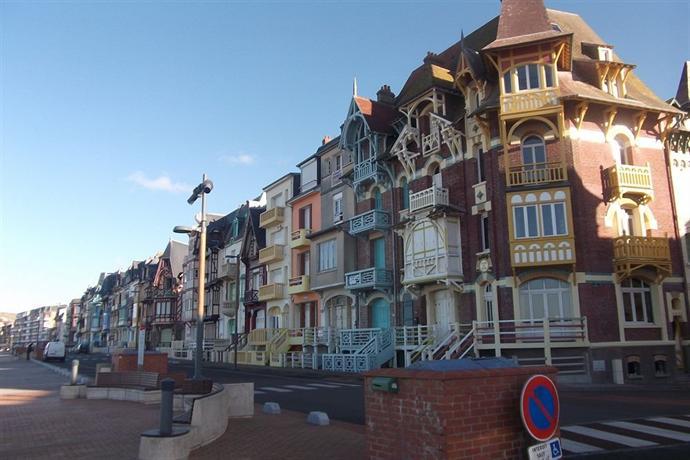 Hotel Mers Les Bains Le Treport