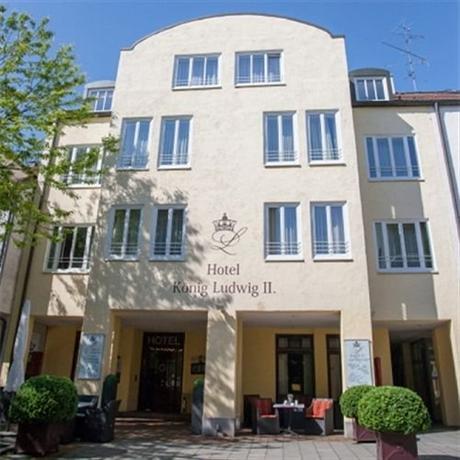 Hotel Konig Munchen