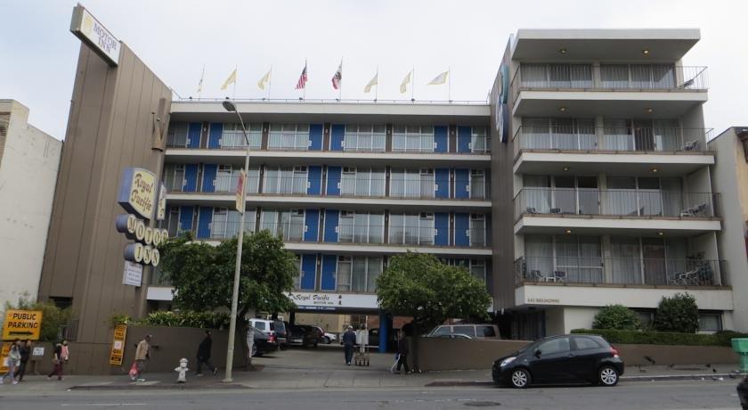 Royal Pacific Motor Inn San Francisco Compare Deals