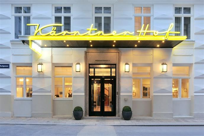 Hotel Karntnerhof Vienna