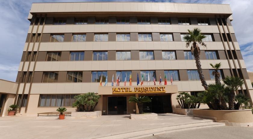 President Hotel Marsala Via Nino Bixio