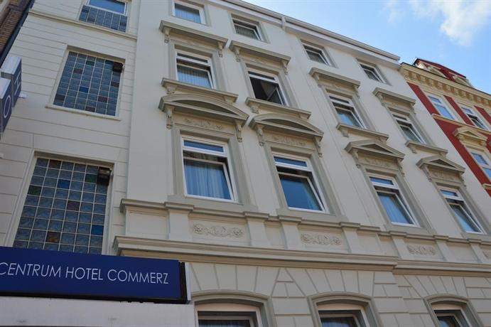 Centrum Hotel Commerz