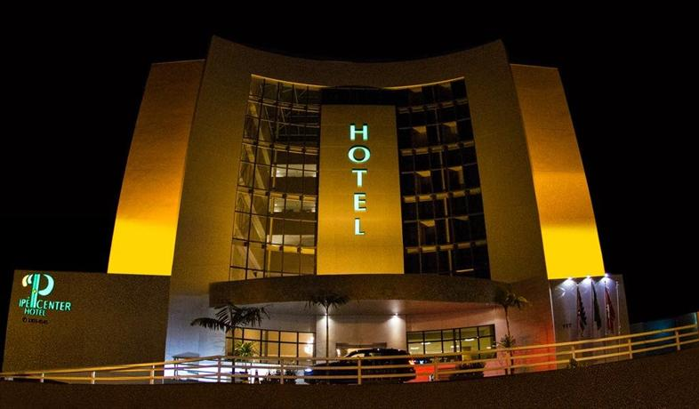 About Ipe Center Hotel