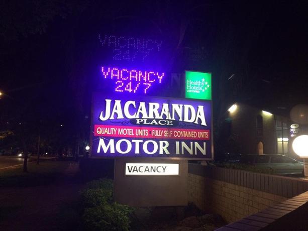 Jacaranda Place Motor Inn