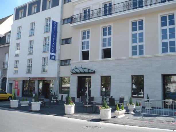 Hotel de france montargis compare deals for Deal hotel france