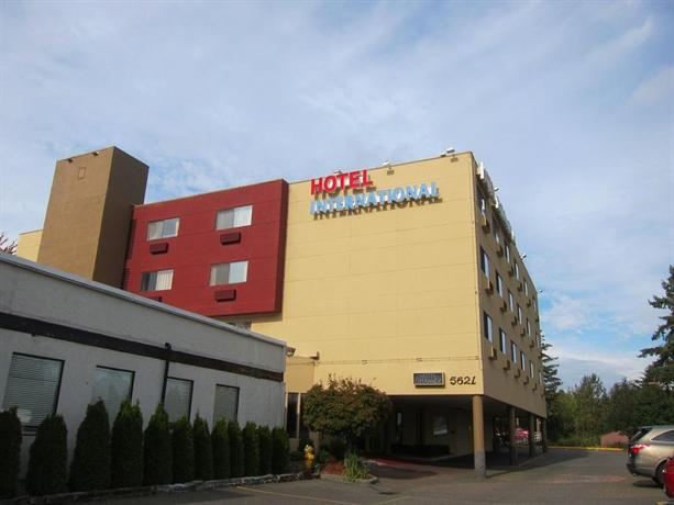 International Hotel Lynnwood
