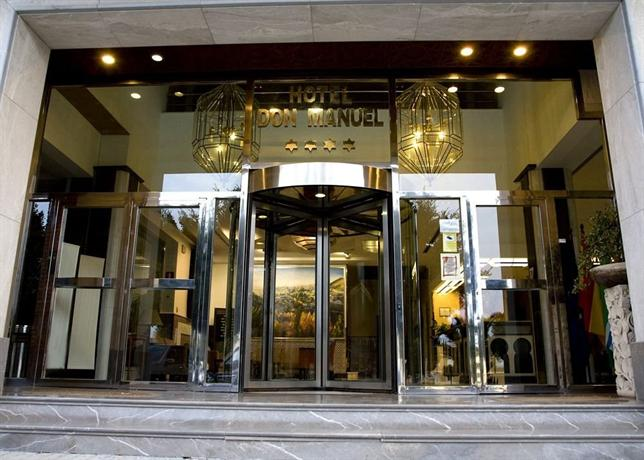 Husa don manuel hotels el ejido for Comparateur de prix hotel espagne