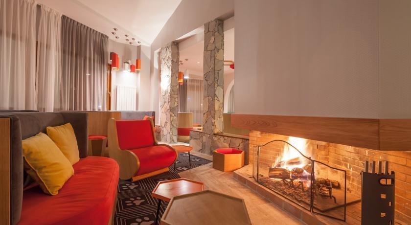 Hotel Royal Ours Blanc Alpes D Huez
